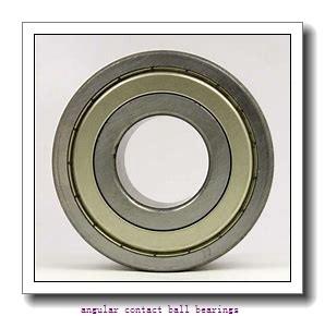 45 mm x 75 mm x 16 mm  SNR MLE7009HVUJ74S angular contact ball bearings
