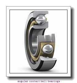 15 mm x 35 mm x 11 mm  SKF 7202 BEP angular contact ball bearings