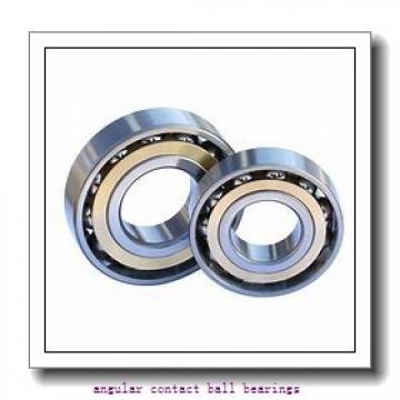35 mm x 55 mm x 20 mm  SNR ACB35X55X20 angular contact ball bearings