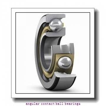 ISO 3202-2RS angular contact ball bearings