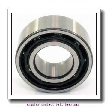 40 mm x 57 mm x 24 mm  NACHI 40BG05S1G-2DS angular contact ball bearings