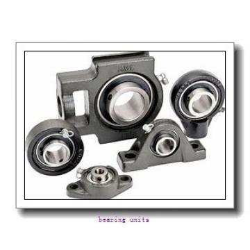 SNR UST201+WB bearing units