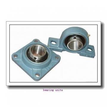ISO UKF209 bearing units