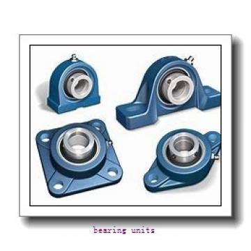 INA PCFT15 bearing units