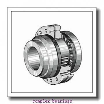 75 mm x 185 mm x 21 mm  INA ZARF75185-L-TV complex bearings