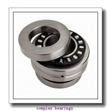 45 mm x 105 mm x 17,5 mm  INA ZARN45105-TV complex bearings