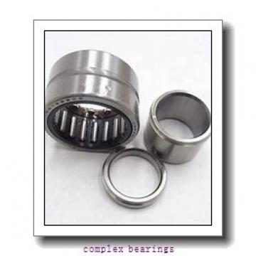 20 mm x 37 mm x 23 mm  INA NKIA5904 complex bearings