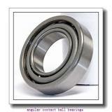 60 mm x 85 mm x 13 mm  NTN 2LA-BNS912CLLBG/GNP42 angular contact ball bearings