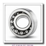 25 mm x 62 mm x 24 mm  SKF 2305E-2RS1KTN9 self aligning ball bearings