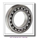 60 mm x 130 mm x 46 mm  KOYO 2312 self aligning ball bearings